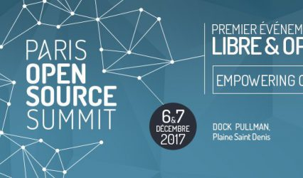 Paris Open Source Summit 2017