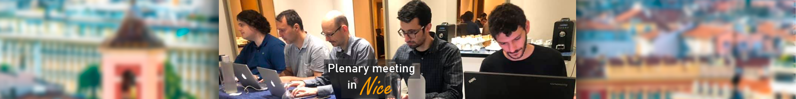 Plenary meeting in Nice