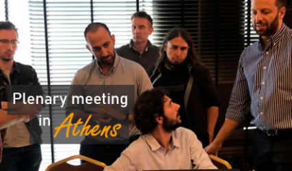 Plenary meeting in Athens