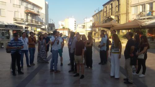 IISA Larnaca Tour